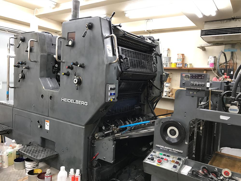 PRINTER 印刷機